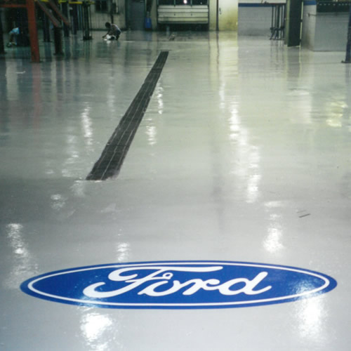 Automotive Dealership FlooringFlooring Solutions