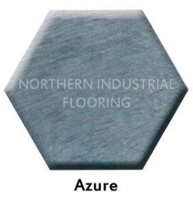 Azure Marble Top Sample