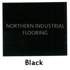 Black color sample