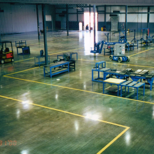 Industrial Manufacturing FlooringFlooring Solutions