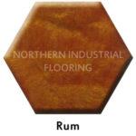 Rum Marble Top Sample