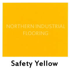 Safety Yellow color sample