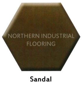 Sandal Marble Top Sample