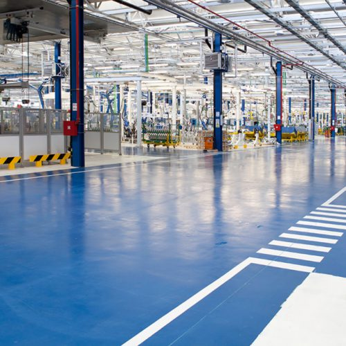 Chemical Processing FlooringFlooring Solutions