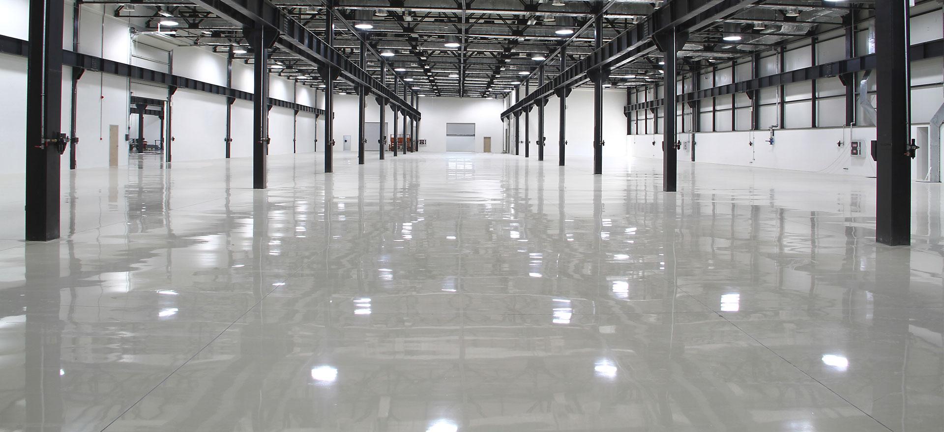 Warehouse Flooring Northern Industrial Flooring